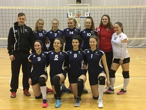 U19 grupas volejbolistes - Lejaskurzemes novadu 2017./2018. čempiones