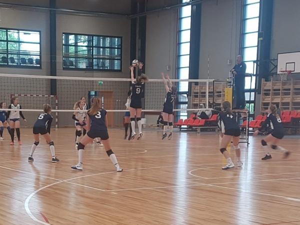 LSSS volejbolistes iekļūst Latvijas Jaunatnes VIII Olimpiādē