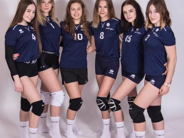 U16 volejbolistes aizvada LVF Kausa izcīņas finālu