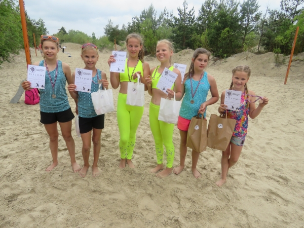 Latvijas jaunatnes pludmales volejbola čempionāta 1. posma sacensības Liepājā