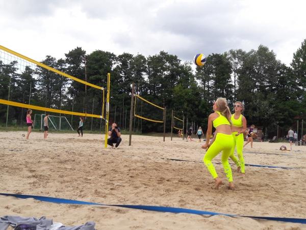 Noskaidroti Latvijas jaunatnes čempioni pludmales volejbolā U13, U15, U17 un U19 vecuma grupās